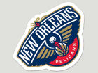 New Orleans Pelicans Wincraft Die Cut Color Decal 8in X 8in Bumper Stickers & Decals