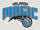 Orlando Magic Wincraft Die Cut Color Decal 8in X 8in Bumper Stickers & Decals