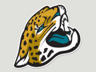 Jacksonville Jaguars Wincraft Die Cut Color Decal 8in X 8in Bumper Stickers & Decals