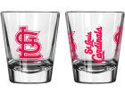 St. Louis Cardinals Boelter Brands Game Day Collectible Glass-2oz. Kitchen & Bar