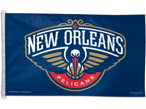 New Orleans Pelicans Wincraft 3x5ft Flag