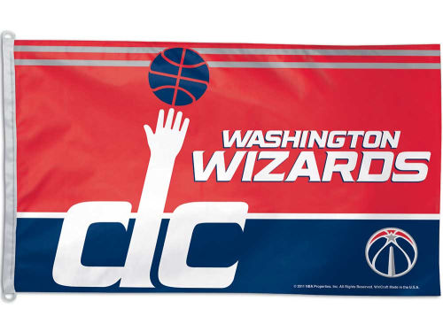Washington Wizards Wincraft 3x5ft Flag