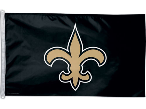 New Orleans Saints Wincraft 3x5ft Flag