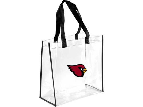 Arizona Cardinals Forever Collectibles Clear Reusable Bag