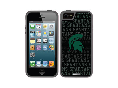 Michigan State Spartans Coveroo iPhone 5 Guardian