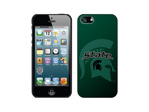 Michigan State Spartans Coveroo Iphone SE Snap On Case