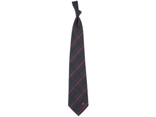 Louisville Cardinals Eagles Wings Oxford Woven Tie