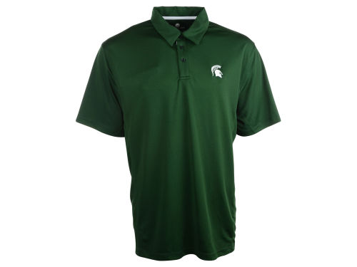 Michigan State Spartans Level Wear NCAA First Cut Tape Polo