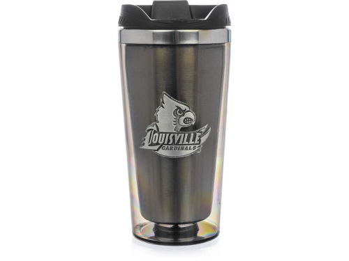 Louisville Cardinals Sparta Promotions 16oz Colored Travel Mug