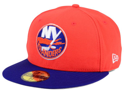 New York Islanders NHL Basic 59FIFTY Cap Hats