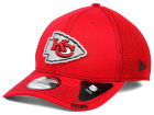 Kansas City Chiefs New Era NFL Neo 39THIRTY Cap Stretch Fitted Hats