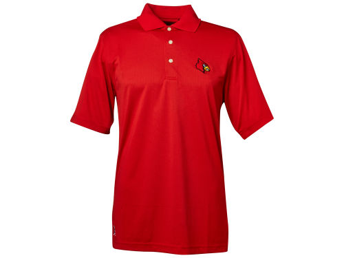 Louisville Cardinals PING NCAA Iron Polo