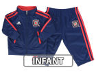 Chicago Fire adidas MLS Toddler Referee Track Jacket and Pant Set Outfits