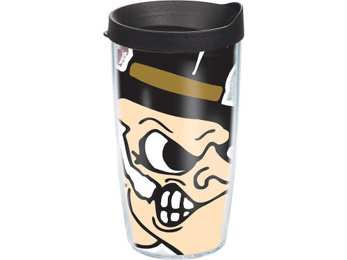 Wake Forest Demon Deacons Tervis Tumbler 16oz. Colossal Wrap Tumbler with Lid