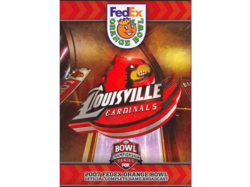 Louisville Cardinals 2007 Orange Bowl