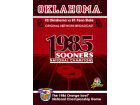 Oklahoma Sooners 1986 Orange Bowl DVD Collectibles