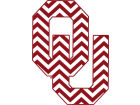 Oklahoma Sooners Chevron Decal Auto Accessories