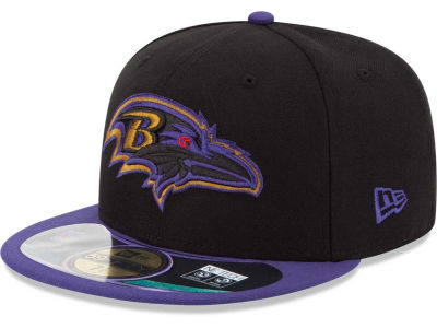 Baltimore Ravens NFL 2013 Thanksgiving 59FIFTY Cap Hats