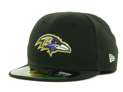 Baltimore Ravens NFL Infant My First OnField 59FIFTY Cap Hats