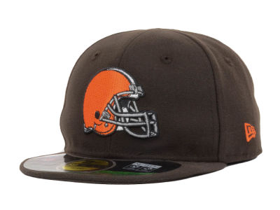 Cleveland Browns NFL Infant My First OnField 59FIFTY Cap Hats
