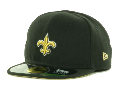 New Orleans Saints NFL Infant My First OnField 59FIFTY Cap Hats