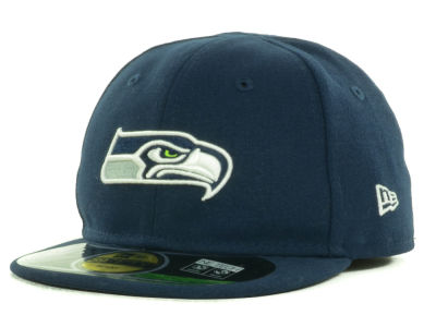 Seattle Seahawks NFL Infant My First OnField 59FIFTY Cap Hats