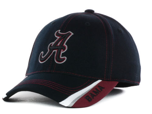 Alabama Crimson Tide Top of the World NCAA Lit One-Fit Cap Hats