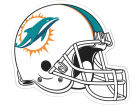 Miami Dolphins 8in Car Magnet Auto Accessories
