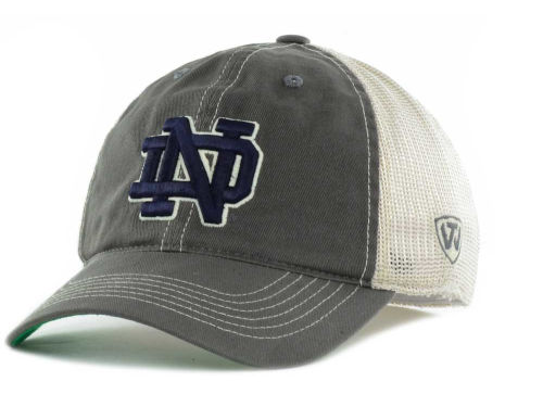Notre Dame Fighting Irish Top of the World Putty One-Fit Hats
