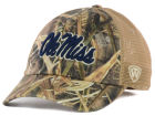 Mississippi Rebels Top of the World Blades Mesh One-Fit Cap One Size Hats
