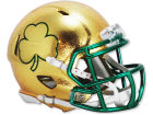 Notre Dame Fighting Irish Riddell HydroFX Speed Mini Football Helmet Helmets
