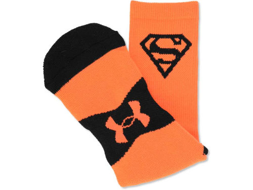 DC Comics Superhero Neon Sock