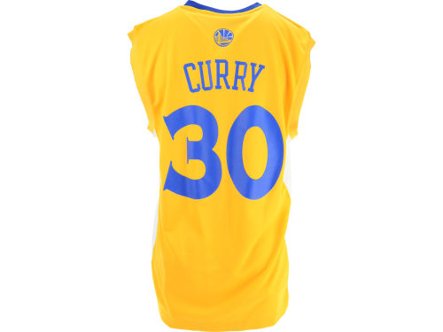 Golden State Warriors Stephen Curry adidas NBA Rev 30 Replica Jersey
