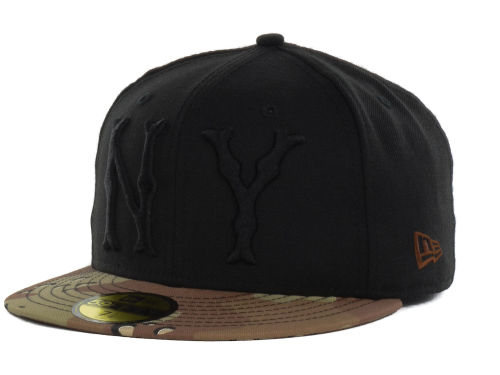 New York Highlanders New Era MLB Custom Collection 59FIFTY Cap Hats