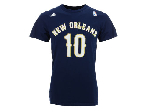 New Orleans Pelicans Eric Gordon adidas NBA Men's Player T-Shirt