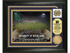 Notre Dame Fighting Irish Highland Mint Photo Mint Coin-Bronze Collectibles