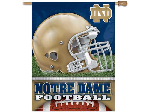 Notre Dame Fighting Irish Wincraft 27X37 Vertical Flag