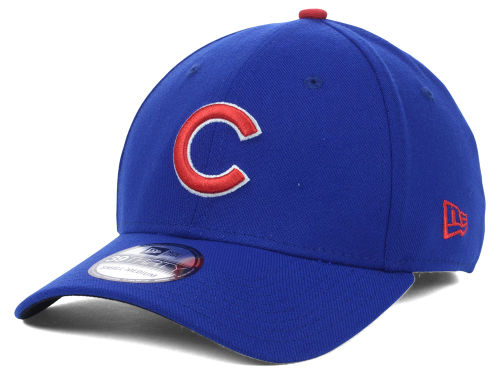 Chicago Cubs New Era MLB Team Classic 39THIRTY Cap Hats
