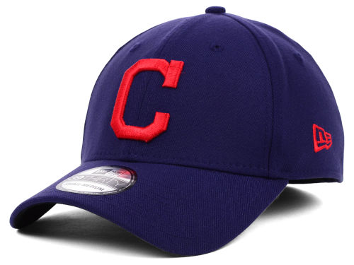 Cleveland Indians New Era MLB Team Classic 39THIRTY Cap Hats