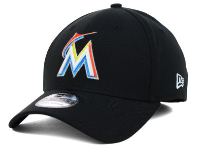 Miami Marlins MLB Team Classic 39THIRTY Cap Hats