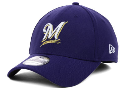 Milwaukee Brewers MLB Team Classic 39THIRTY Cap Hats