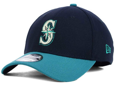Seattle Mariners MLB Team Classic 39THIRTY Cap Hats