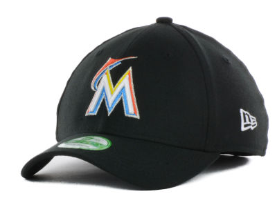 Miami Marlins MLB Junior Team Classic 39THIRTY Cap Hats