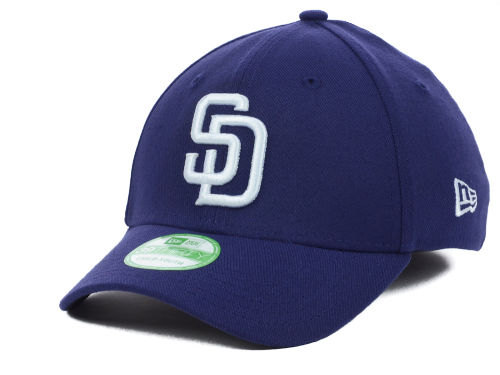 San Diego Padres New Era MLB Junior Team Classic 39THIRTY Cap Hats