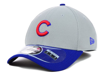 Chicago Cubs MLB Diamond Era 2 Tone 39THIRTY Cap Hats
