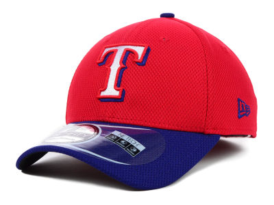 Texas Rangers MLB Diamond Era 2 Tone 39THIRTY Cap Hats