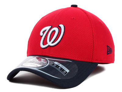 Washington Nationals MLB Diamond Era 2 Tone 39THIRTY Cap Hats