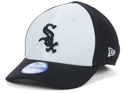 Chicago White Sox MLB Kids Diamond Era White Front 39THIRTY Cap Hats