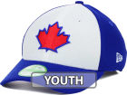Toronto Blue Jays New Era MLB Kids Diamond Era White Front 39THIRTY Cap Stretch Fitted Hats