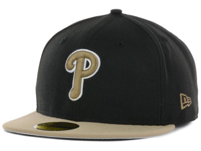 Philadelphia Phillies MLB Fall of Fitted 59FIFTY Cap Hats